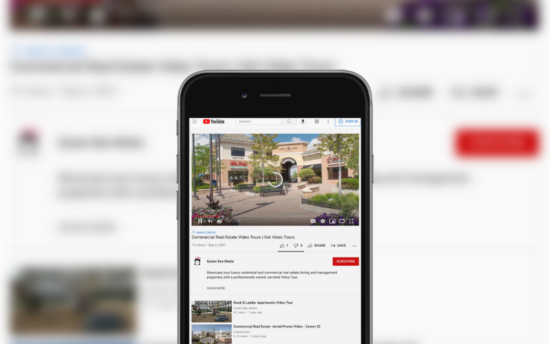 What is a Commercial Real Estate Video Tour?